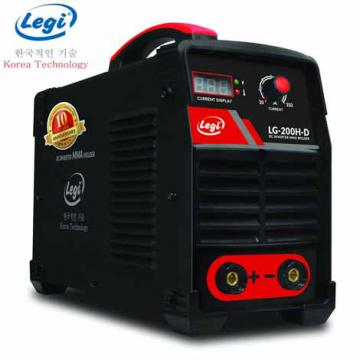 Máy hàn điện tử Legi LG-200H-D, máy hàn que MMA