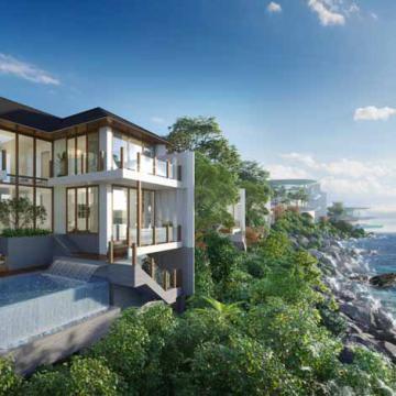 The Eden Bay - kiệt tác kiến trúc nghỉ dưỡng