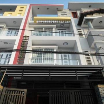 Nhà mặt tiền đường Nguyễn Trọng Tuyển quận Tân Bình