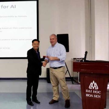 Nghiên cứu trí tuệ nhân tạo bậc đại học tại Việt Nam