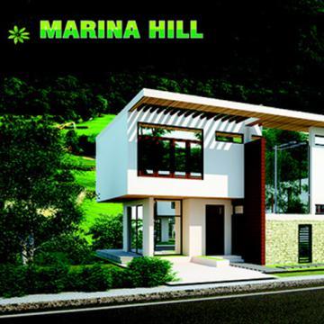 Làng biệt thự sinh thái đồi mô hình Go green và Go organic