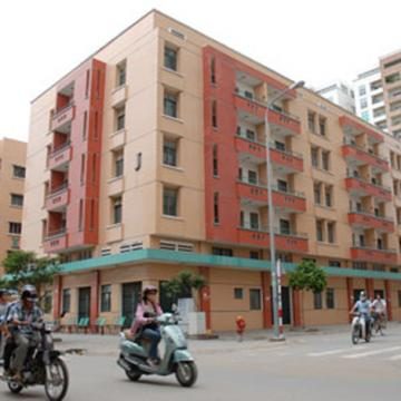 Căn hộ chung cư Bàu Cát 2 - Tân Bình