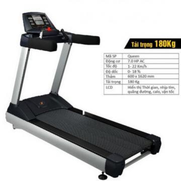 Máy chạy bộ điện phòng gym Alibaba Treadmill