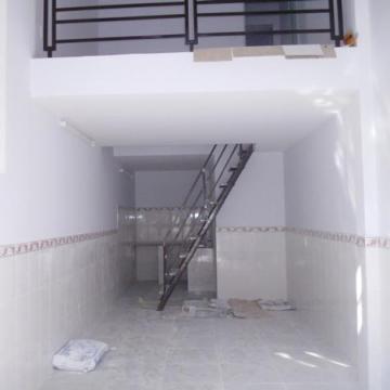 Nhà mới xây giá rẻ Hóc Môn