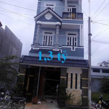 Nhà bán đường Phan Văn Hớn - Bà Điểm Hóc Môn