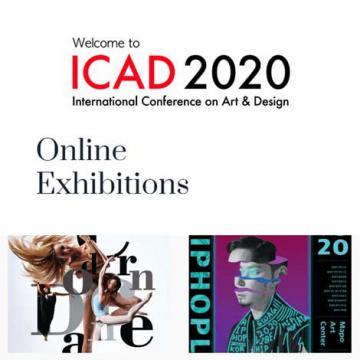 ĐH Văn Lang khai mạc Triển lãm thiết kế mỹ thuật quốc tế ICAD 2020
