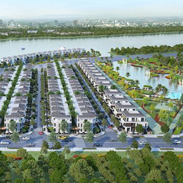 Biệt thự phố vườn Nam SG giá tầm 5 tỉ hấp dẫn người mua