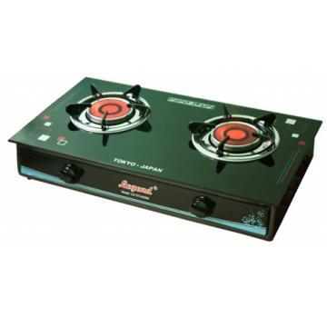 Bếp gas hồng ngoại Legend LG-7014AGM - Điếu gang có hâm