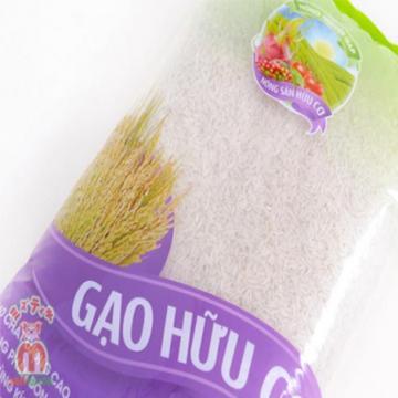 Gạo hữu cơ thơm Đài Loan giao hàng tận nơi