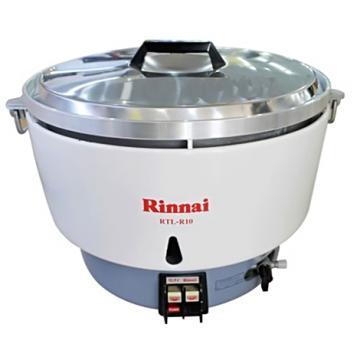 Đánh giá chi tiết nồi cơm gas Rinnai RLT-R10