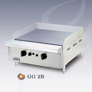 Bếp chiên bề mặt dùng gas Berjaya GG 2B
