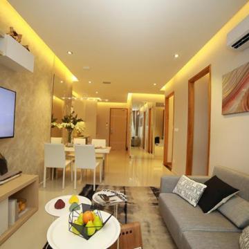 Căn hộ cao cấp An Gia Star nội thất Nhật Bản, đầy đủ tiện ích