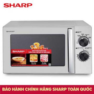 Xả kho lò vi sóng Sharp R-32A2VN-S giá từ 1,45 triệu