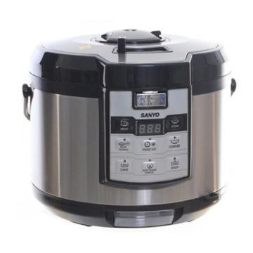 Nồi áp suất điện Sanyo ECJ-JH9065D
