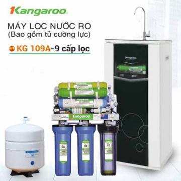 Máy lọc nước RO 1 vòi Kangaroo KG109A