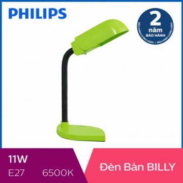 Đèn bàn, đèn học sinh chống cận Philips Billy 111W