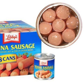 Xúc Xích Libbys Vienna Sausage USA (bộ 2 lon)