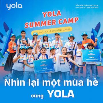 Nhìn lại một mùa hè cùng YOLA