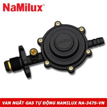 Vì sao nên sử dụng van điều áp ngắt gas tự động Namilux NA-347S