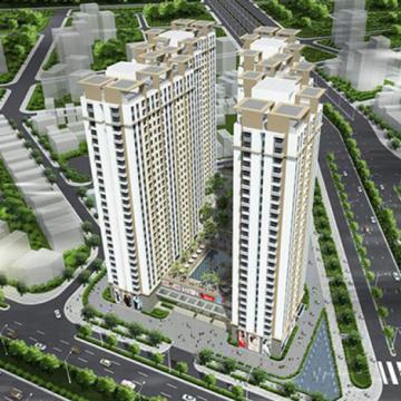 Căn hộ cao cấp City Gate Towers quận 8