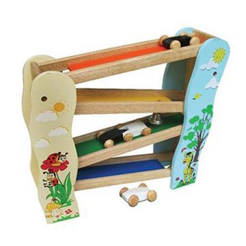Bộ trò chơi trượt xe Winwintoys 63092 bằng gỗ