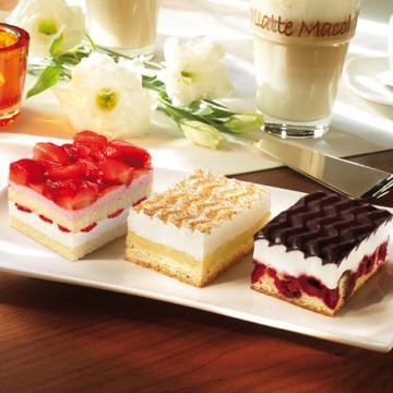 Chuyên sản xuất các loại bánh ngọt Âu cao cấp