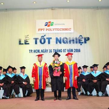 SV FPT Polytechnic có việc làm khi chưa nhận bằng tốt nghiệp