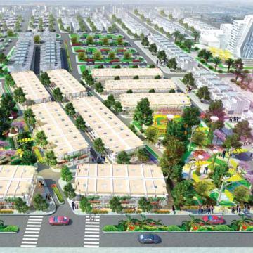 Eco Town Long Thành - sức hút từ vị trí trung tâm