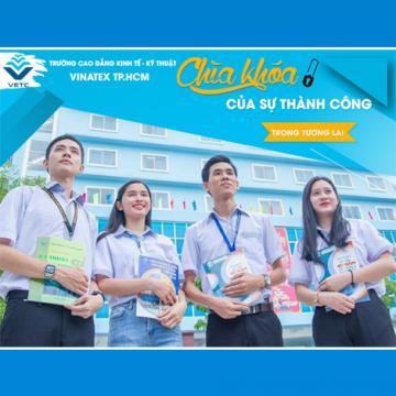 Trường Cao đẳng Kinh tế - Kỹ thuật Vinatex TP. HCM