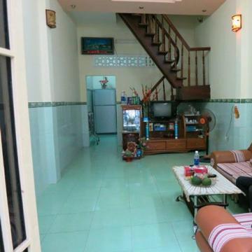 Nhà đẹp hẻm thông đường Cây Trâm Gò Vấp