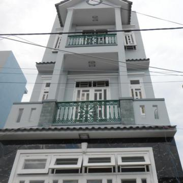 Nhà mặt tiền đường nội bộ 10m quận Tân Bình