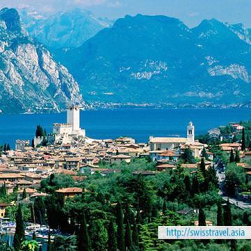 Tour khám phá Thụy Sĩ, Ý, Vatican, Pháp, Tây Ban Nha