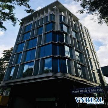 Cho thuê tòa nhà trên đường Nguyễn Văn Thủ, Quận 1