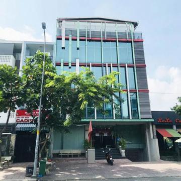 Cho thuê tòa nhà trên đường Vũ Tông Phan, Q. 2