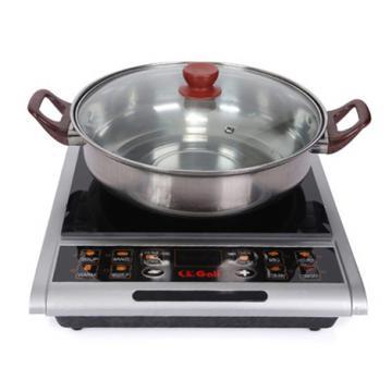 Bếp hồng ngoại bóng đèn halogen Gali GL-3001