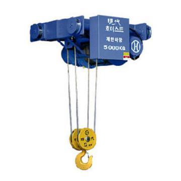 Pa lăng điện cáp Huyndai Hàn Quốc giá tốt