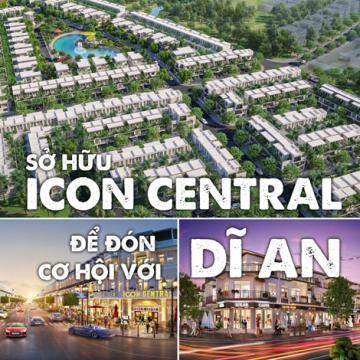 Sở hữu Icon Central để đón cơ hội với Dĩ An