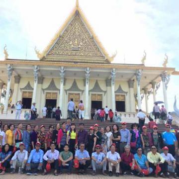 Du lịch Campuchia 4N3Đ giá 3,9 triệu đồng