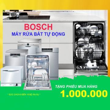 Xả kho máy rửa bát độc lập Bosch SMS63L08EA