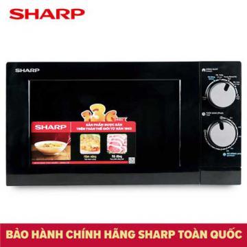 Xả kho lò vi sóng Sharp R-208VN-WS giá từ 995.000đ