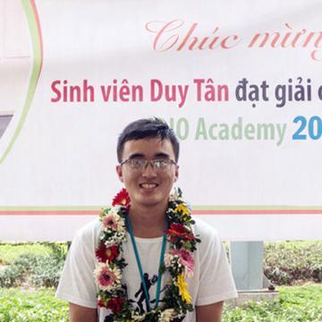 Sinh viên Duy Tân và Cúp CDIO Academy 2016 ở Phần Lan