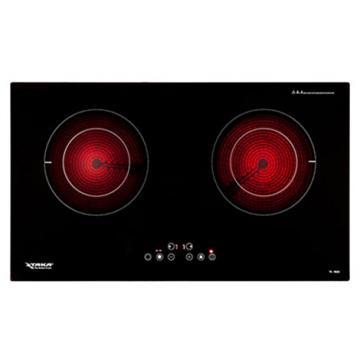 Bếp đôi hồng ngoại Taka TK-R02B