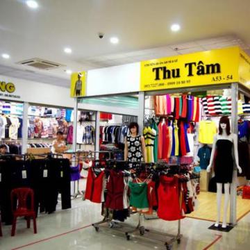 Cho thuê gian hàng kinh doanh thời trang tại quận 5