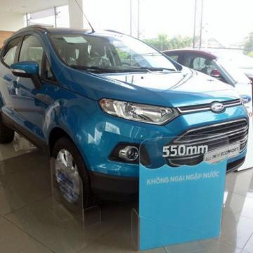 Ford Ecosport - SUV nhỏ gọn đa dụng
