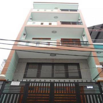 Nhà đẹp mặt tiền đường Đất Thánh quận Tân Bình