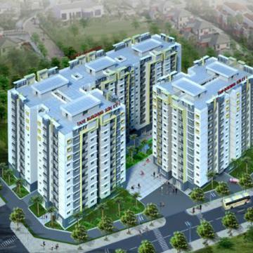 Căn hộ chung cư Sơn Kỳ 1 quận Tân Phú