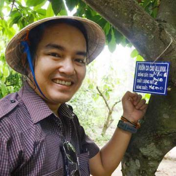Phượt thủ Trần Đặng Đăng Khoa khám phá vẻ đẹp quê mình