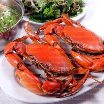 Thưởng thức hải sản ngon tại Bê Vàng