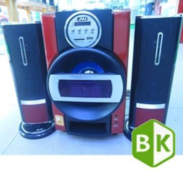 Loa 2.1 JVJ JS300U - Karaoke mini cho gia đình