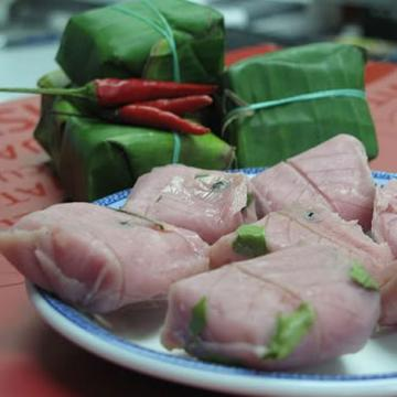 Nem Chua Chợ Huyện - Đặc Sản Bình Định